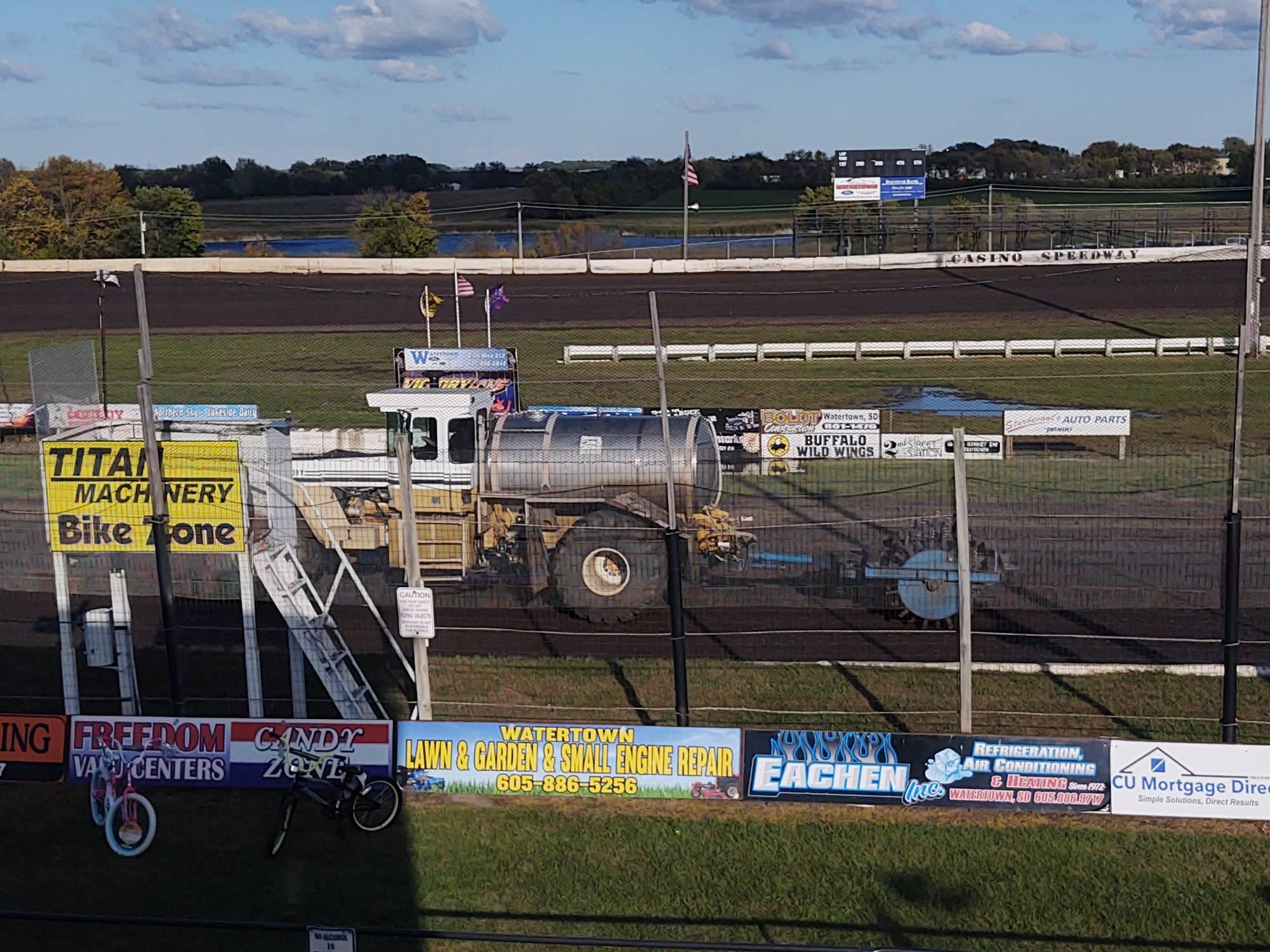 Casino Speedway Watertown Sd