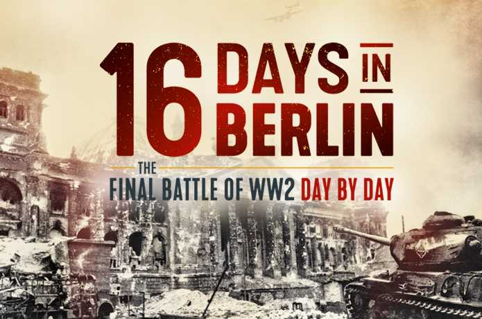 The fantastic @WW1_Series are crowdfunding an online documentary on the Battle of Berlin (spoilers!). They're offering 50% off to my followers. Please consider supporting: https://www.indiegogo.com/projects/documentary-16-days-in-berlin?secret_perk_token=1410649b&utm_source=twitter&utm_medium=sponsor&utm_campaign=realtimewwii#/ …