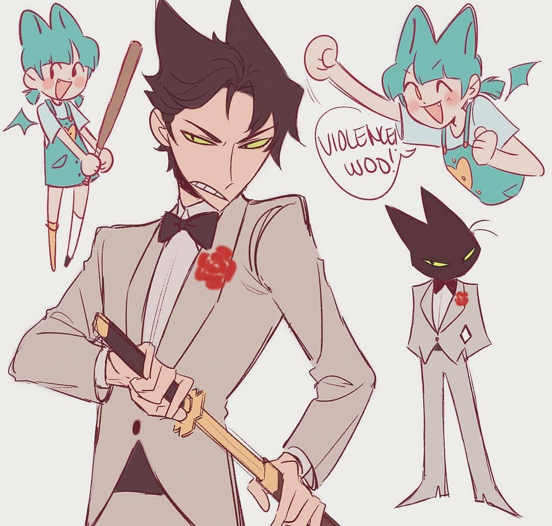 Min On Hiatus On Twitter Deep Inhale Mao Mao In A Suit Tho Maomao Maomaoheroesofpureheart Adorabat Fanart And how will this affect mao mao? deep inhale mao mao
