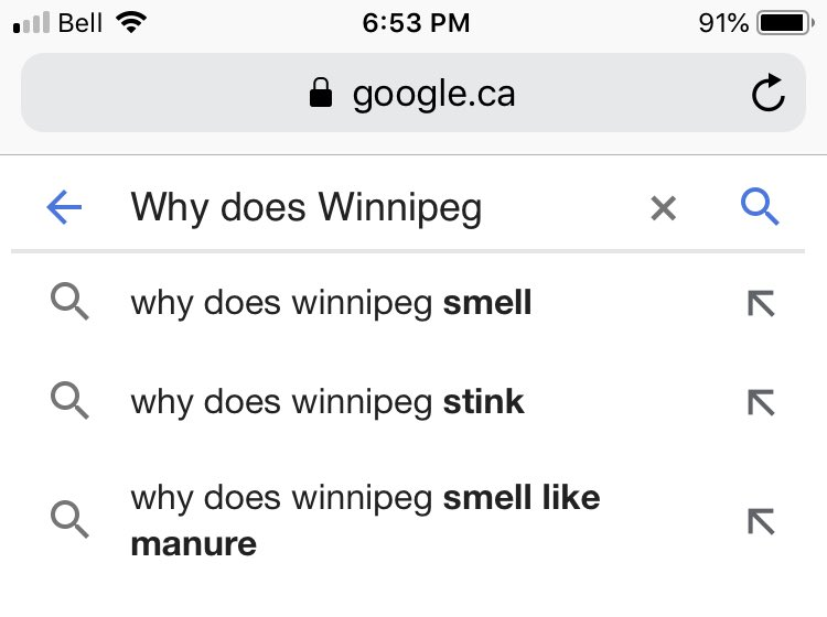 The only post-game analysis you need, brought to you by Google-search autofill ...