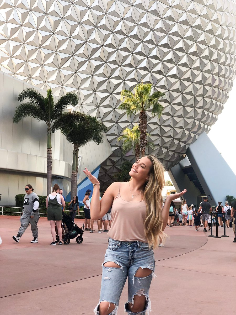 Our #NBT @GabbyBarrett_ is performing on the Disney du Jour Stage at Epcot this weekend!