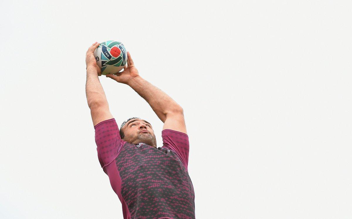 #TheLelos captains run ahead of @rugbyworldcup Pool Dopener against @WelshRugbyUnion in #RWCCityOfToyota 🔥 🏴 Wales v Georgia 🇬🇪 | September 23, 14:15 KO (GEO TIME) #რაგბიჩვენითამაშია #WALvGEO #RWC2019 📸 @TamarPhoto 3/3