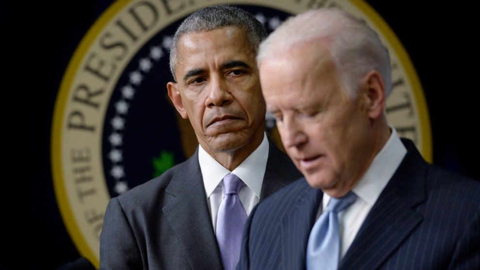 The Corruption of Joe Biden should not surprise us, he has the best school of corrupt: Obama and Hillary. Its funny how he tries to get rid of his dark business, a hypocritical action, like the signatures of the communist dictatorship against President @realDonaldTrump .