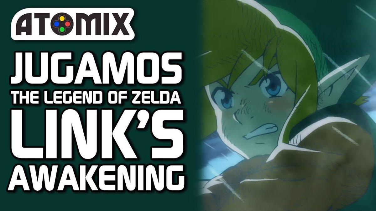 ¡Finalmente está aquí! El remake de Link's Awakening ya está disponible y para celebrarlo, te presentamos un nuevo gameplay en el que hablamos mucho más de la nueva joya del Switch