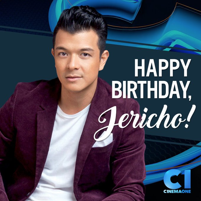 Happy birthday, Jericho Rosales (  From