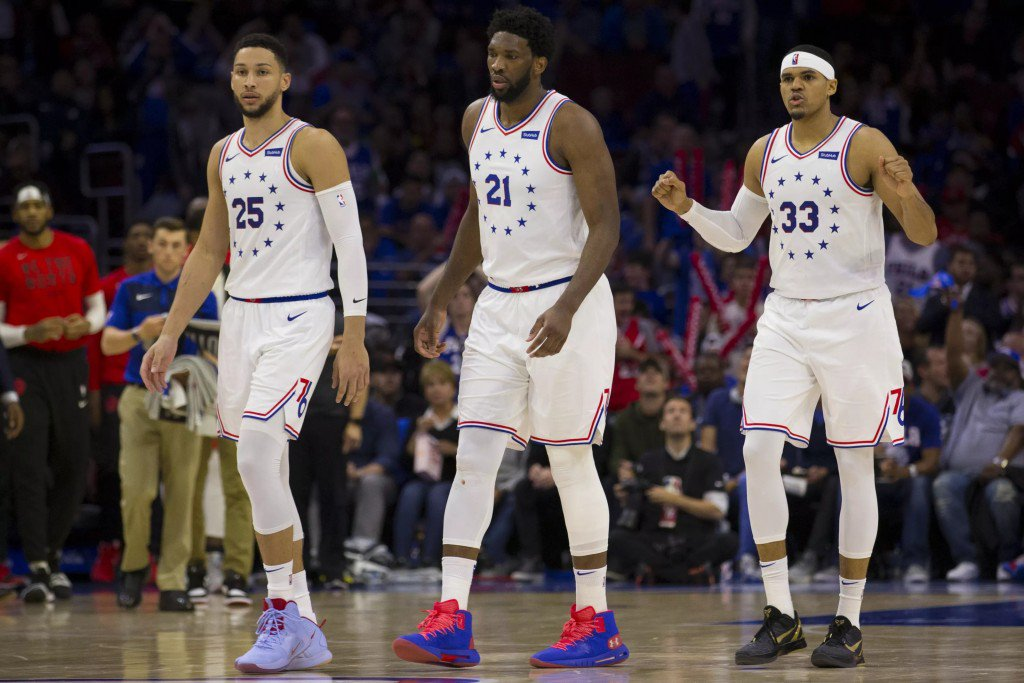 Stephen A. Smith: 'The 76ers Are Going To The NBA Finals' fadeawayworld.net/2019/09/21/ste…
