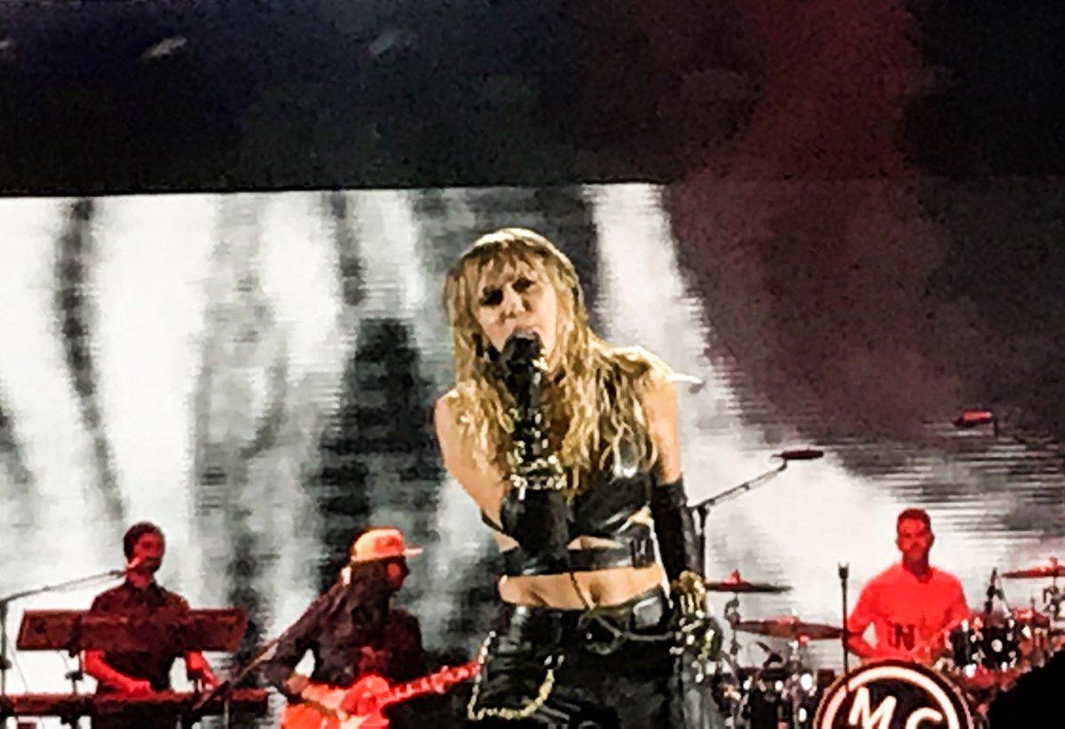Miley Cyrus rocks it at #IHeartFestival2019