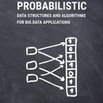 Image for the Tweet beginning: New book on Probabilistic Data
