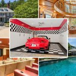 This Boston-area home is the perfect property for anyone obsessed with cleanliness. In addition to an 8-car heated and cooled garage, the home features a professional-grade car wash.https://t.co/YyW7577WqC