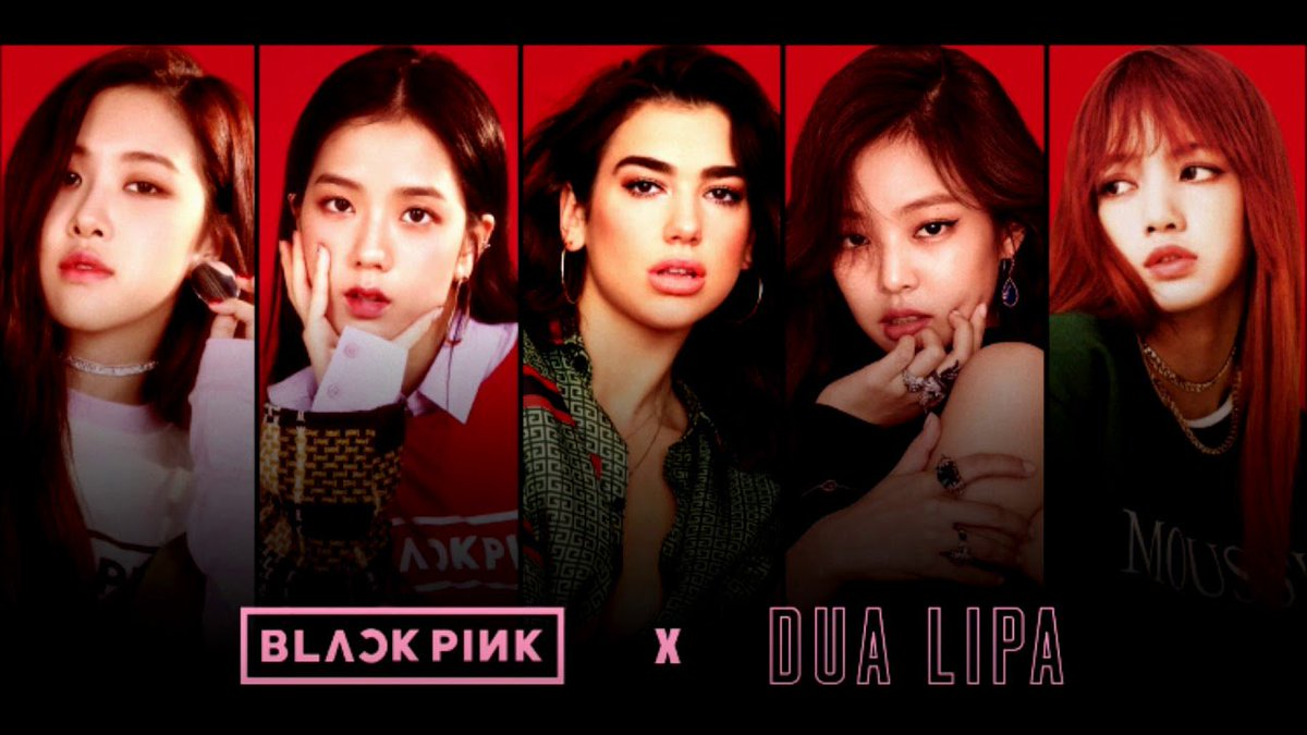 .@DUALIPA and @ygofficialblinks Kiss and Make Up is now certified Silver in the UK. BLACKPINK becomes the first Korean group to earn a song certification in the UK.