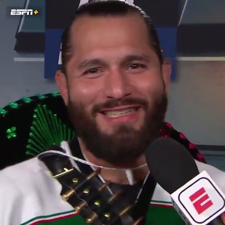 """""""When I start talking, it generates money and I like money."""" 🤑  @GamebredFighter on his quotability"""