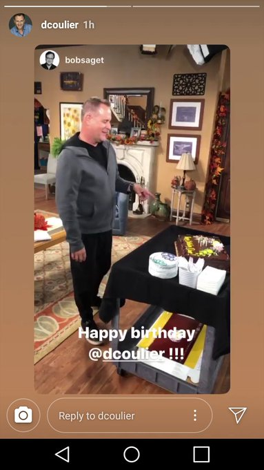 Happy Birthday Dave Coulier!  Great episode last night hilarious.