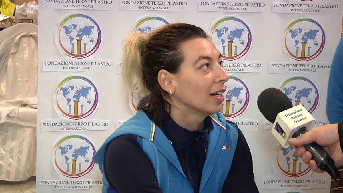 test Twitter Media - RT @Italpress: Mondiali Scherma paralimpica Cheongju2019 - Int. ITALIA Fioretto femminile https://t.co/lQG5sH31Ub https://t.co/xa7dQlvS1K