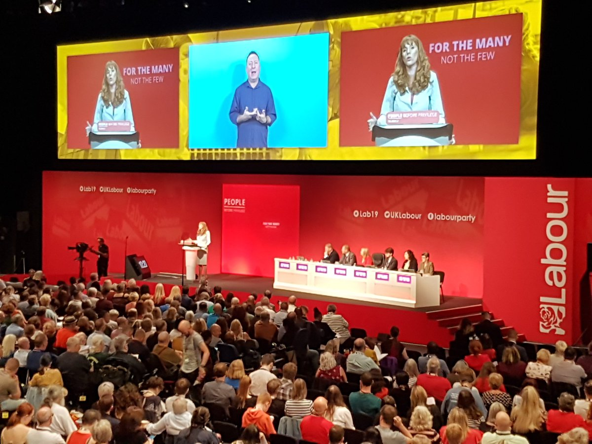 "Angela Rayner: ""We will scrap Offsted.""<br>http://pic.twitter.com/EIpX45aYSF"
