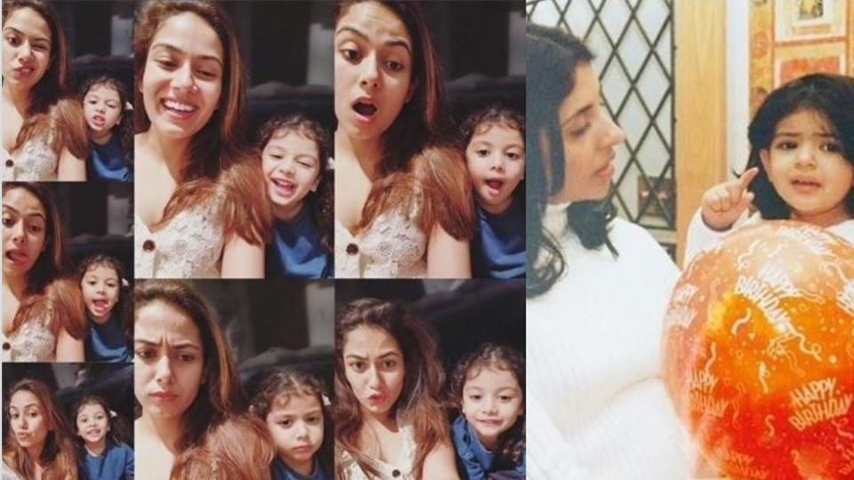 Daughter's Day: Mira Rajput goofs around with Misha, Shweta Bachchan posts crying pic of 'drama' queen Navya Naveli. See pics   https:// glamur.news/200-daughters- day-mira-rajput-goofs-around-with-misha-shweta-bachchan-posts-crying-pic-of-drama-queen-navya-naveli-see-pics.html  …  Several Bollywood stars celebrated the Daughter's Day on Sunday by sharing unseen childhood pictures of their daughters along ...<br>http://pic.twitter.com/eWGTm74mLp