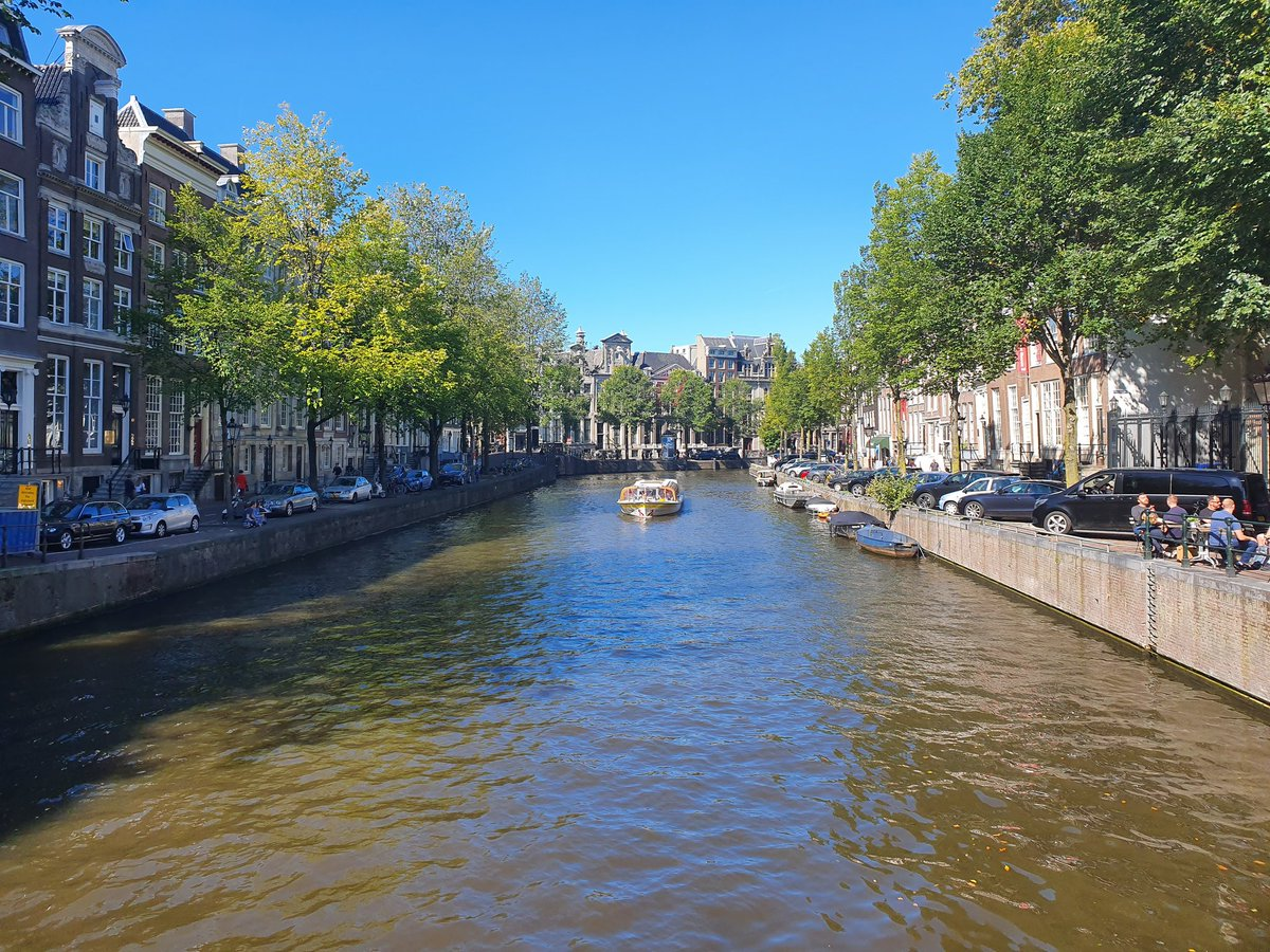 Super excited to be in a country who's entire existence relies on complex water management #watermanagement on #WorldRiversDay #WorldRiversDay2019 #Nederlands @waterschappen