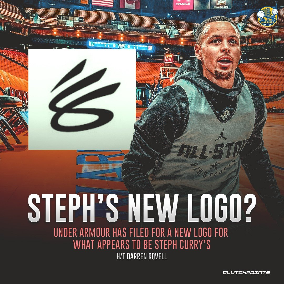 Warriors Nation On Twitter Sick New Logo For Steph Curry Warriors