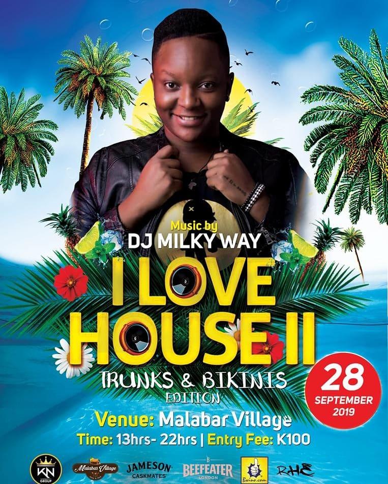 I  2 Trunks & Bikinis Edition  Is on this Saturday  Malaba Village #ZedTwitter #HouseMusic <br>http://pic.twitter.com/NI5hHhpCiE