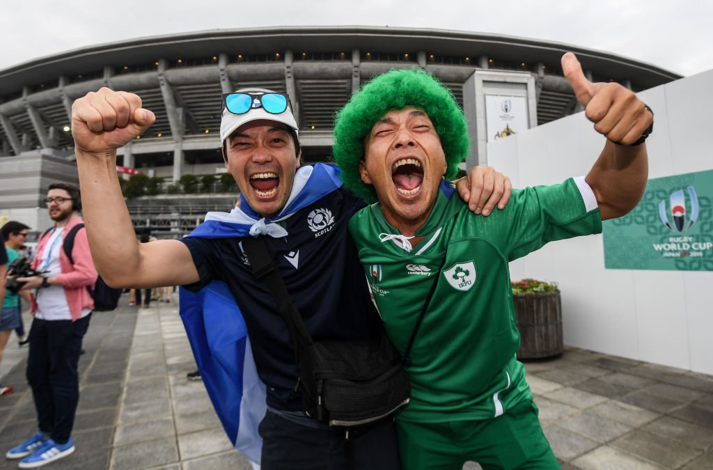 test Twitter Media - We are under way in Yokohama.  Ireland 0-0 Scotland  Commentary @5liveSport & online: https://t.co/fijzfZVbT3  #bbcrugby #IREvSCO #RWC2019 https://t.co/BejaPeEwSp