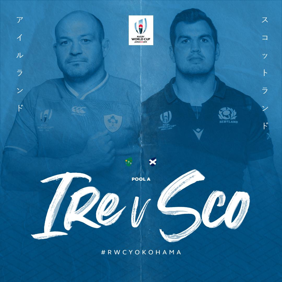 test Twitter Media - #IREvSCO has just kicked off. Listen to live match commentary in four languages; Spanish, English, German and Japanese on World Rugby Radio at https://t.co/vclGxMu2xl  #RWC2019 https://t.co/s3GBbv8CM3