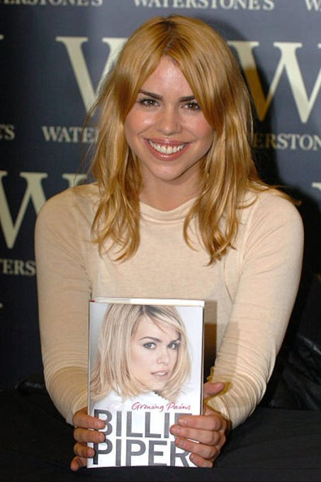 Happy Birthday Billie Piper, born this day in 1982.