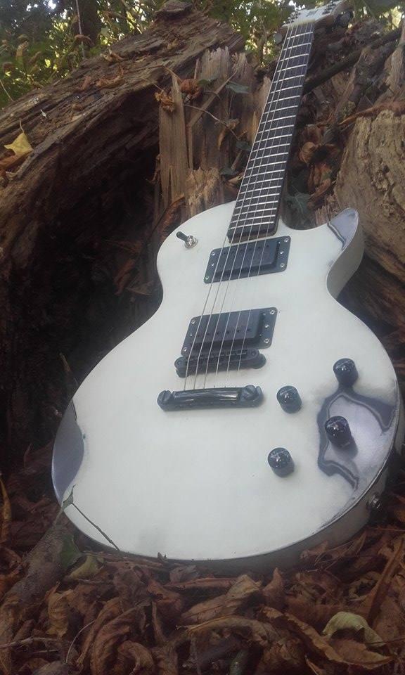 D&C Steel body Body guitars build on Demand D&C Steel LP       #steel  #guitar #steelbodyguitar #steelbodyguitars #zztop #billygibbons  #tele #handmade #sgguitars #homemade   @papa_het_  #electricguitar #handmadeguitar #customguitar #luthier #steelguitars @kirkhammett @larsulrich<br>http://pic.twitter.com/c6CqyNxdrt