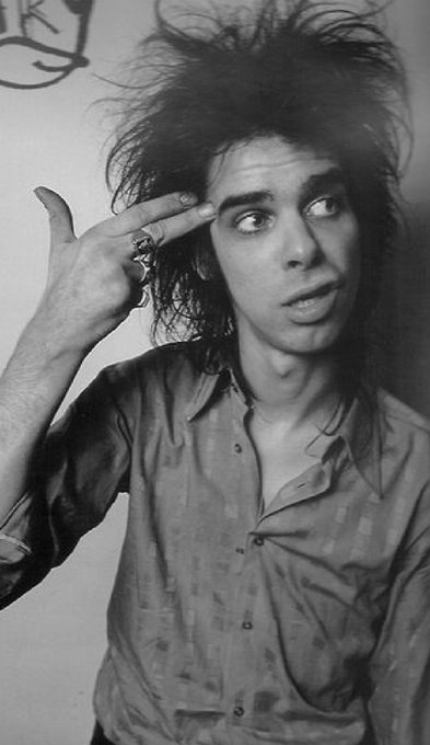 Happy birthday to the godlike genius that is Nick Cave. We are not worthy