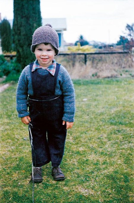 Nick Cave, Warracknabeal, 1960. (Happy Birthday)