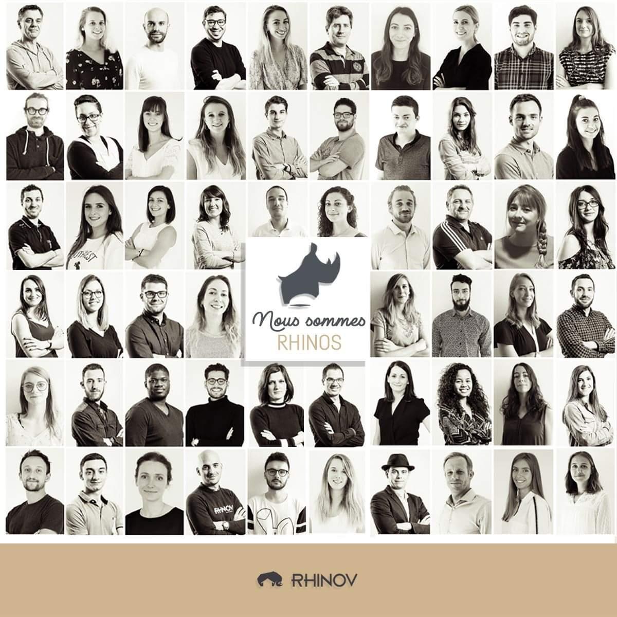 Journée mondiale du rhinocéros !  La savane au complet, fière de porter les couleurs du rhinocéros.🦏❤ L'occasion d'accueillir nos 10 nouveaux talents, arrivés en ce beau mois de septembre.👋💡 https://t.co/lFXPHa8Vxr