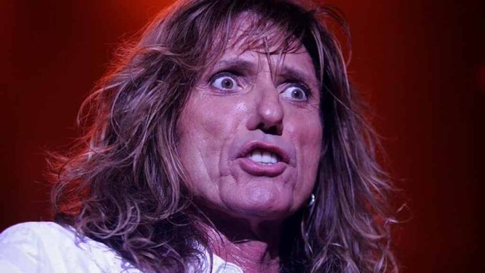 Happy Birthday To David Coverdale 68Ans.
