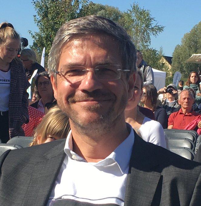 OB MikeSchubert Verleihung: Klimapreis 2019 Potsdamer
