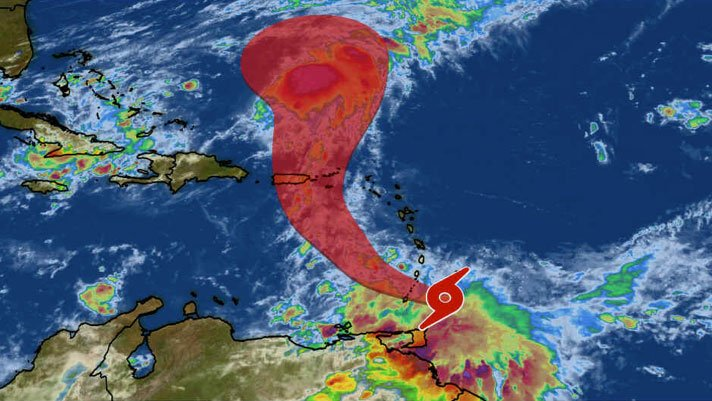 Tropical Storm #Karen has formed near the eastern Caribbean Sea. Heres everything we know about the storm right now: weather.com/storms/hurrica…