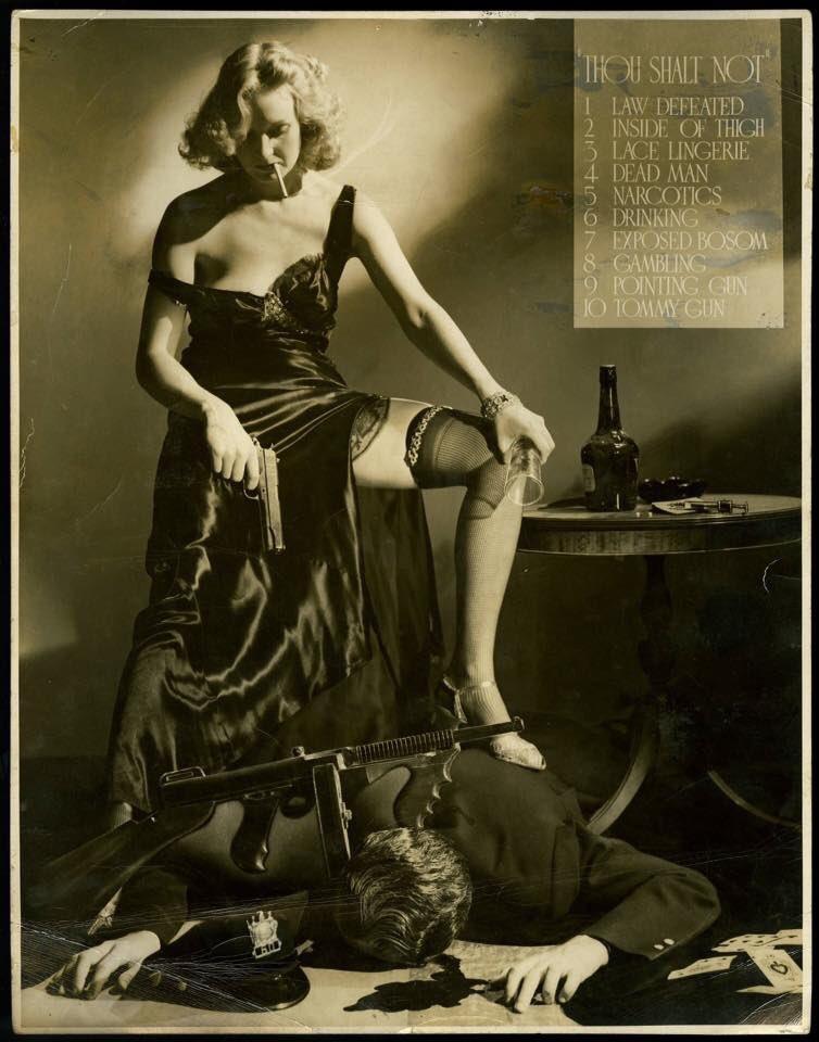 Нарушителям цензурного кодекса образца 1934 года посвящается