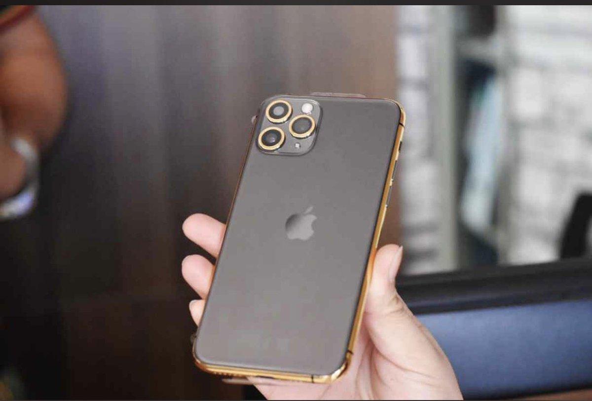 جوالات مرصعه ب الذهب الملكي على تويتر Iphone 11 Pro Max Green With Gold Esition Rold Green جديد وحصري اصدار خاص ايفون برو ماكس اللون الجديد اخضر مع الاطراف ذهب Iphonex Ksa لطلب