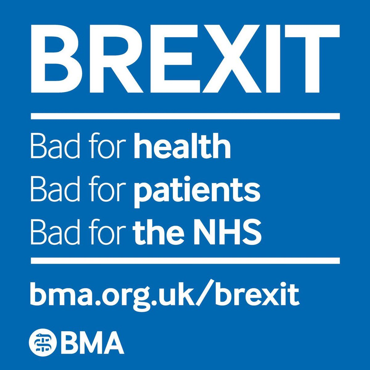 People ask why I'm so determined to #StopBrexit? Democracy was hacked: millions were conned by #LiarJohnson's infamous £350m/week #NHS funding pledge they admitted making up to win. The @RemainerNow voice is ignored Here are medics on brutal reality for an already stretched NHS twitter.com/thebma/status/…