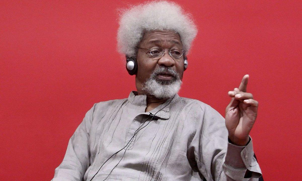Charges Against @YeleSowore Confirm @MBuhari Regimes Unprecedented Paranoia — Soyinka signalng.com/158988