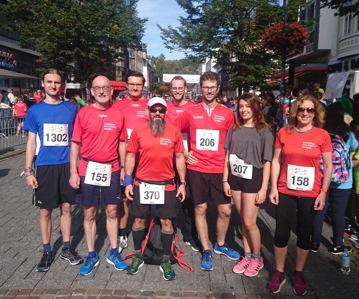 test Twitter Media - Heute mit kleiner Gruppe die @th_koeln beim AggerEnergie Lauf in Gummersbach vertreten. Bei dem Wetter macht das Laufen doppelt Spaß - läuft! sozusagen https://t.co/8HH7NQIxNo