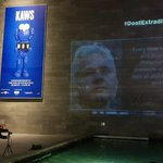 """""""I am an Australian citizen and I miss my country a great deal""""--Julian Assange   Projections supporting Assange and WikiLeaks appearing on buildings around Melbourne thanks to @Melbourne4Wiki   #DontExtraditeAssange #BringAssangeHome #FreeAssange"""