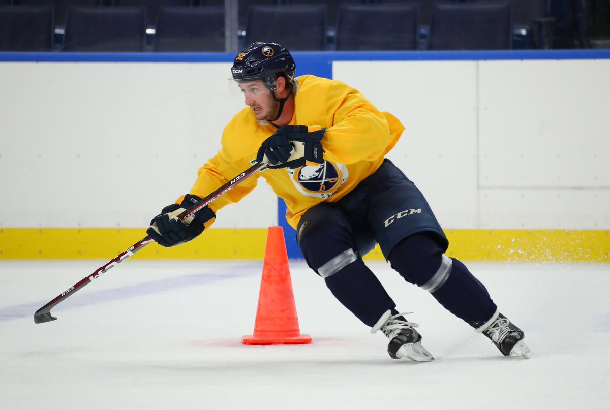 We have assigned forward Arttu Ruotsalainen to Ilves (Liiga) and have assigned 14 players to @AmerksHockey. Details: bufsabres.co/68BJQF