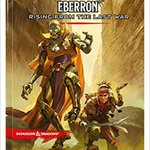 Eberron: Rising from the Last War (D&D Campaign Setting and Adventure Book) (Dungeons & Dragons)  - 40% off  Another Eberron book!  #ad https://t.co/ajDXTpal8A  #Eberron #DnD #dungeondAndDragons
