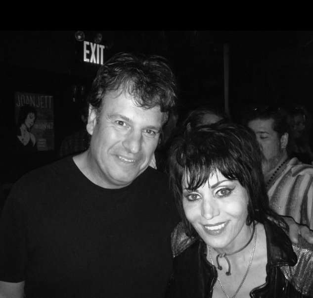 Happy bday to one of the coolest rockers ever, the one and only Joan Jett