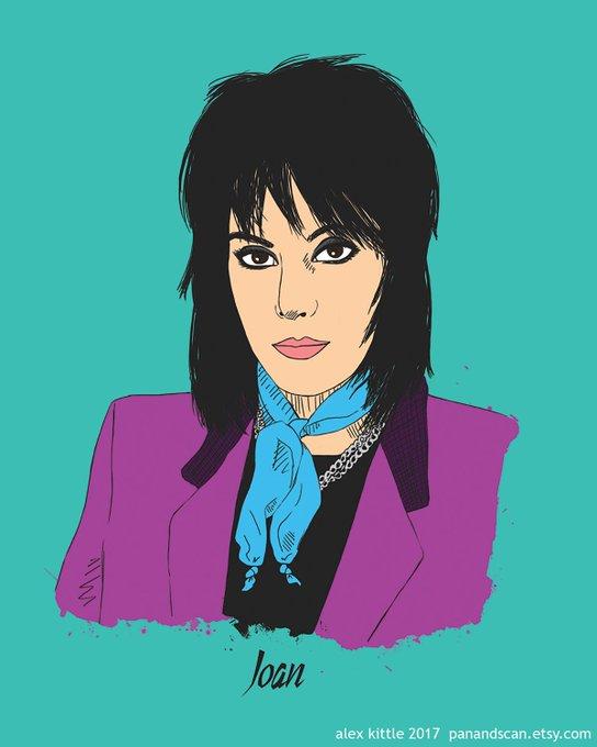 Happy bday Joan Jett