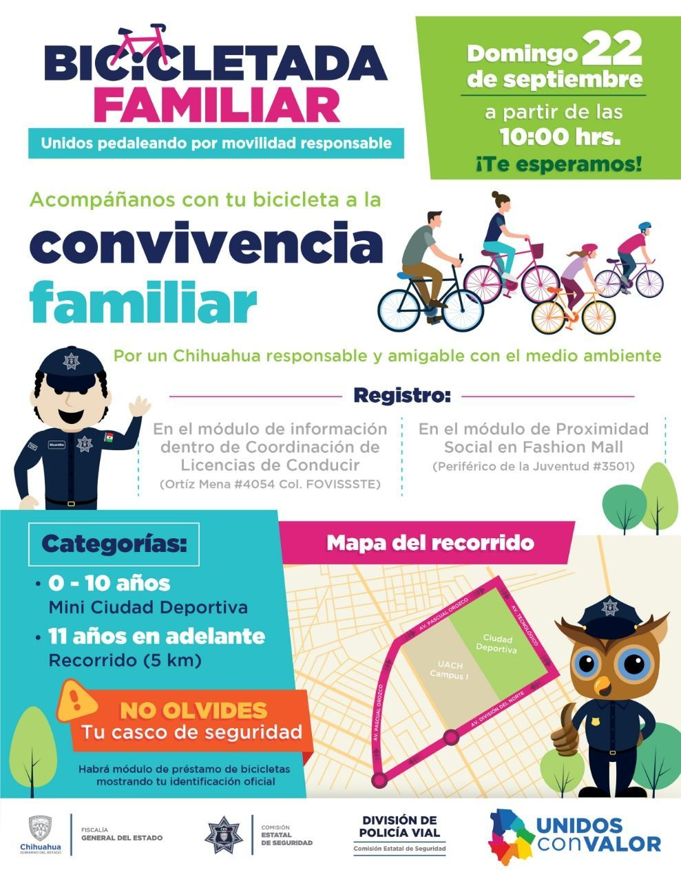 Gobierno Chihuahua On Twitter Ya Te Preparas Para Venir A