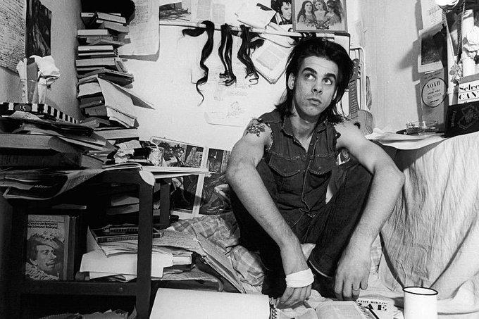 Happy Birthday to Nick Cave