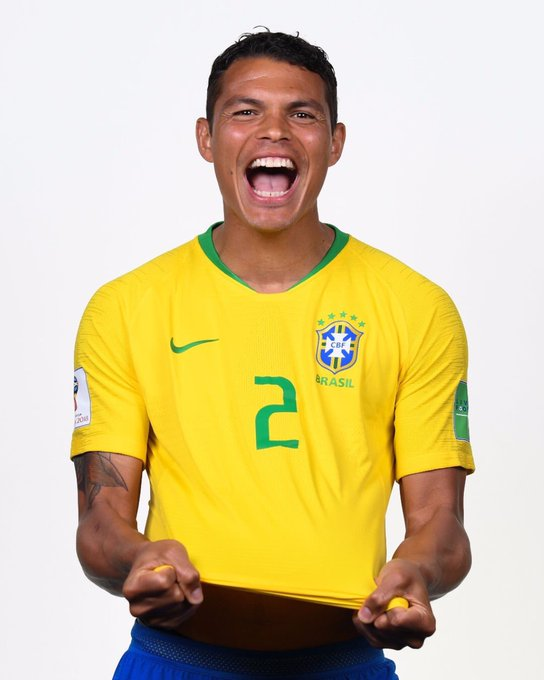Happy birthday to Thiago Silva who I consider as the best Center Back in the world