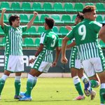 Image for the Tweet beginning: ⚽️Galería de fotos del #Betis