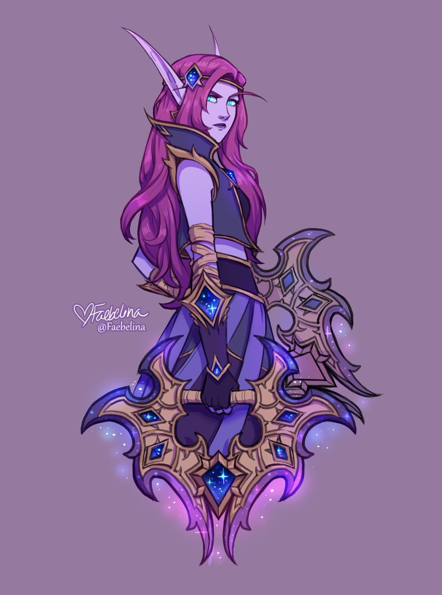 Night Faeb On Twitter I Really Love The Monk Fist Weapons