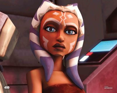 Happy Birthday to the one and only Ashley Eckstein!