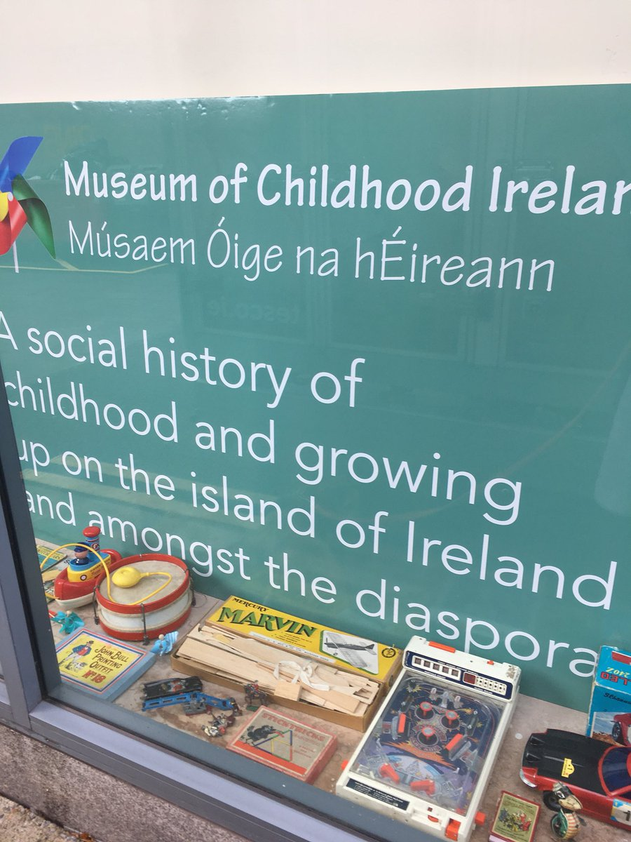 Museum of Childhood Ireland Project (@museumofCP) on Twitter photo 2019-09-22 16:08:03