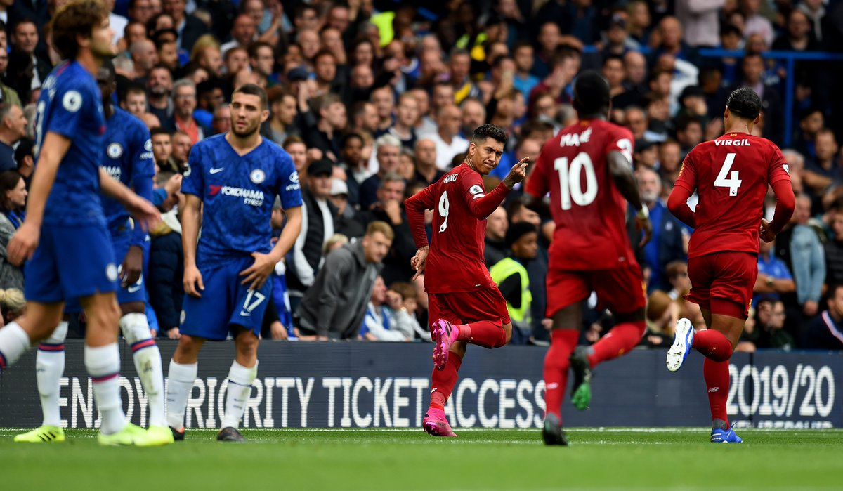Image result for roberto firmino vs chelsea